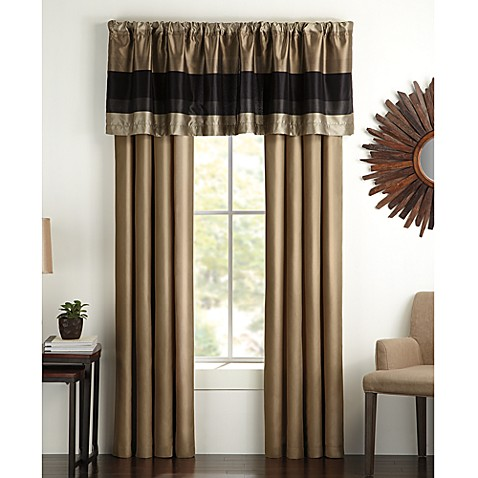 Hudson 84-Inch Window Curtain Panel Pair