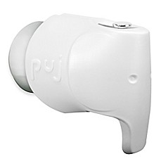 image of Puj® Ultra Soft Spout Cover in White