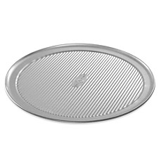 image of USA Pan Nonstick Aluminized Steel 14-Inch Pizza Pan