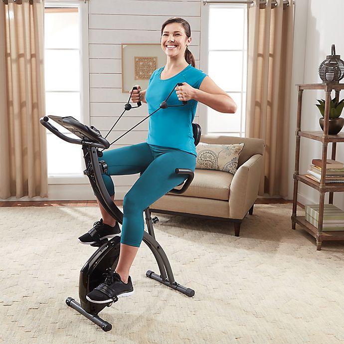 Slim Cycle 2 In 1 Exercise Bike Bed Bath Beyond