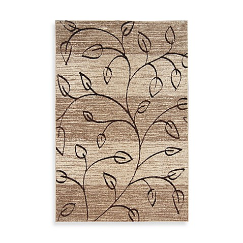 Aria Rugs Indoor Outdoor Rugs In Stone Bed Bath Amp Beyond