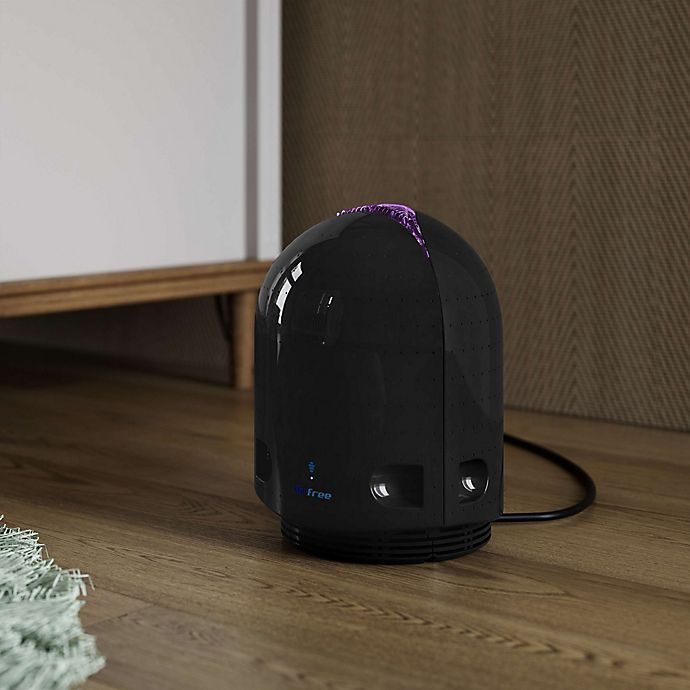 Airfree Iris 3000 Silent Filterless Air Purifier And Color Changing Nightlight Bed Bath Beyond