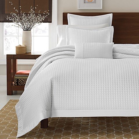 Real Simple® Retreat Duvet Cover, 100% Cotton Sateen, 300 Thread ... : sateen quilt cover - Adamdwight.com