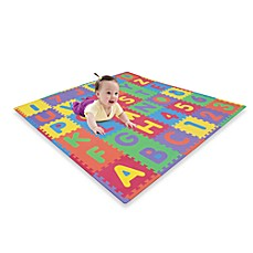 image of Verdes Foam ABC & Numbers Playmat