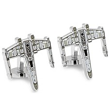 image of Star Wars™ X-Wing Starfighter Cufflinks