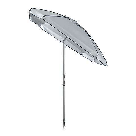Rio Beach 8-Foot Total Sun Block Beach Umbrella