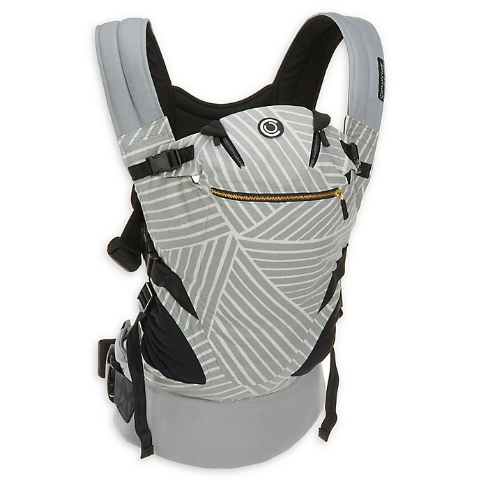 Contours Love 3-in-1 Baby Carrier, Grey