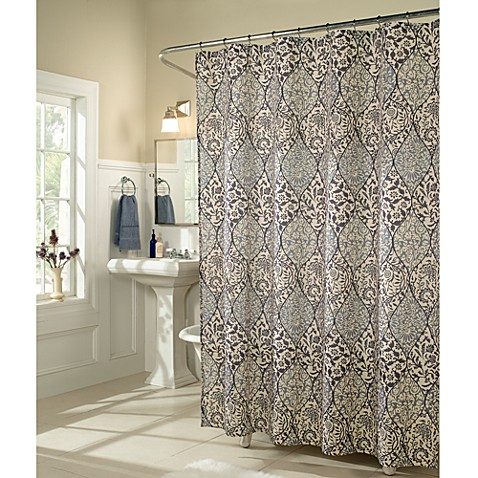 Mstyle Istanbul Shower Curtain