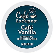image of Keurig® K-Cup® Pack 16-Count Cafe Escapes® Cafe Vanilla