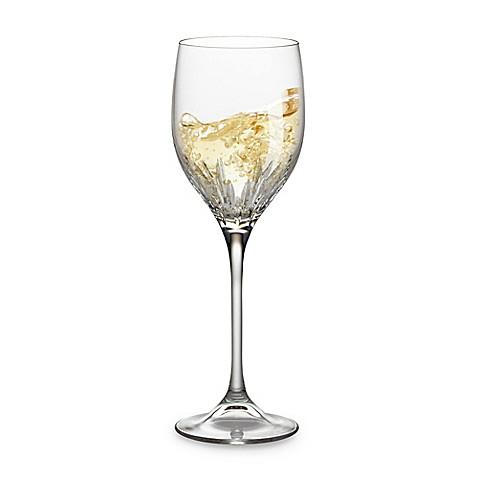 Vera wang wedgwood duchesse wine glasses set of 2 bed bath beyond - Vera wang stemware ...