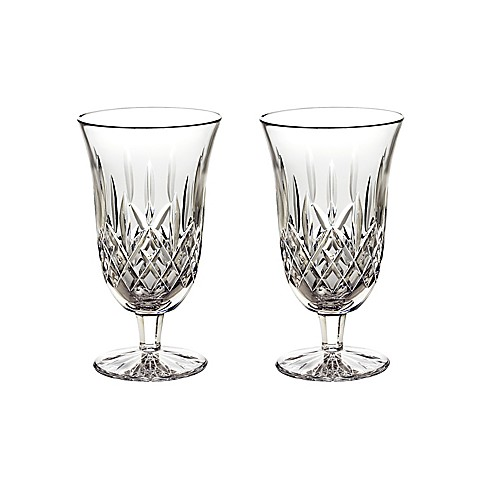 Waterford® Lismore Iced Beverage Glasses (Set of 2)