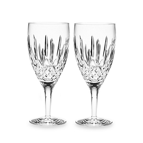 Waterford® Lismore Nouveau Iced Beverage Glasses (Set of 2)