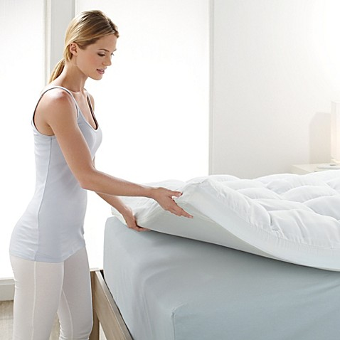 Buy Brookstone 174 Biosense Full Size Memory Foam Mattress