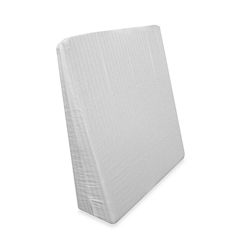 Visco Elastic Foam Bed Wedge With 100 Cotton Cover Bed