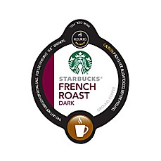 image of Vue™ 16-Count Starbucks® French Roast Coffee for Keurig® Brewers