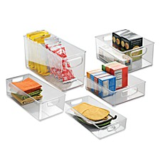image of InterDesign® Cabinet Binz™ Storage Bin