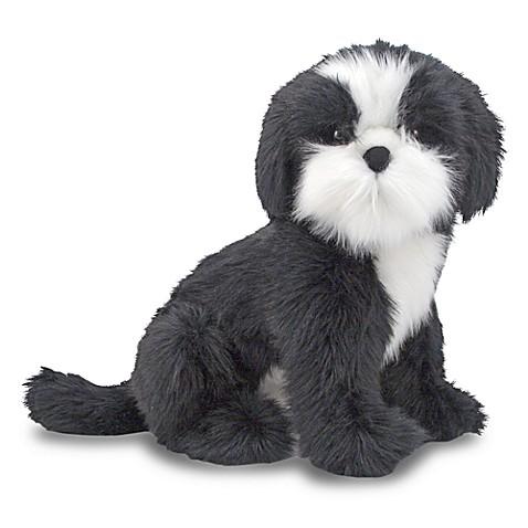 melissa doug shih tzu dog giant stuffed animal buybuy baby. Black Bedroom Furniture Sets. Home Design Ideas