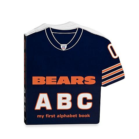 Nfl Chicago Bears Abc My First Alphabet Book Bed Bath