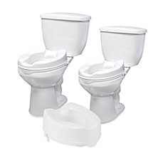 Toilet Safety Support Bedside Commode Bed Bath Amp Beyond