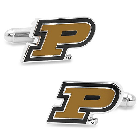 Purdue University Cufflinks