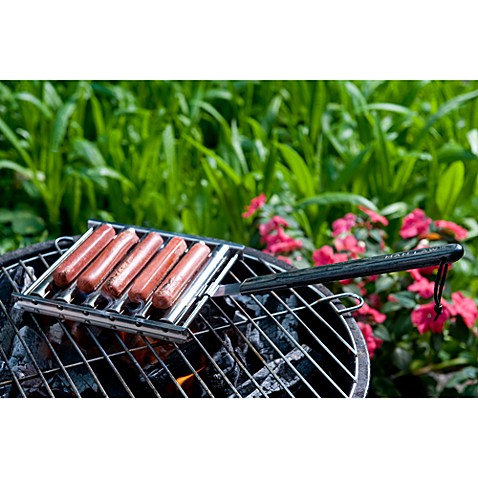 Man Law® BBQ Hot Dog Griller