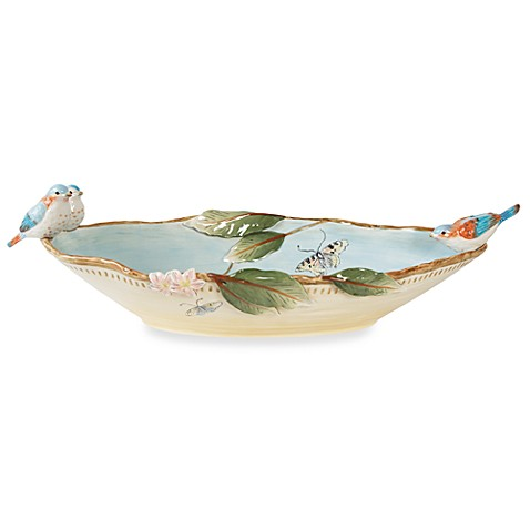 Fitz and Floyd® Toulouse 20.5-Inch Centerpiece Bowl