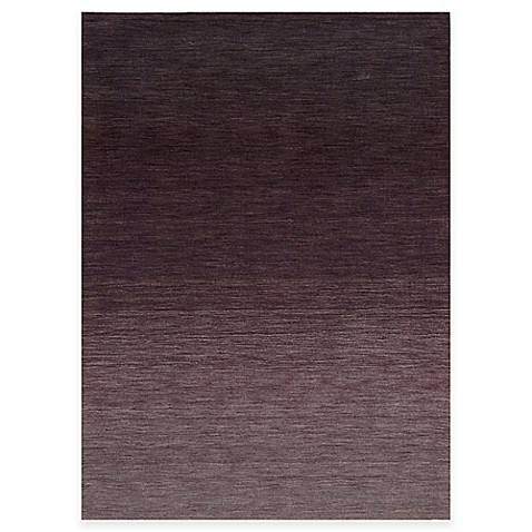 Kenneth Cole Reaction Home Area Rug In Grant Berry
