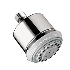 image of Hansgrohe Clubmaster 3-Spray 3 5/8-Inch Showerhead in Chrome
