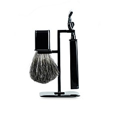 image of Axwell-USA Shaving Set RBS Series in Black