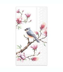 Toallas desechables de papel Spring Melody, 32 piezas