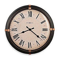 image of Howard Miller Atwater Gallery 24-Inch Wall Clock