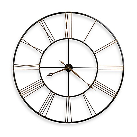 Howard Miller Postema Gallery Wall Clock
