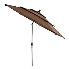 Patio Umbrellas U0026 Bases   Sade Sails, Cantilever U0026 Outdoor Umbrellas   Bed  Bath U0026 Beyond