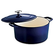 image of Tramontina® Gourmet Cast Iron Series 1000 Covered Round Dutch Oven