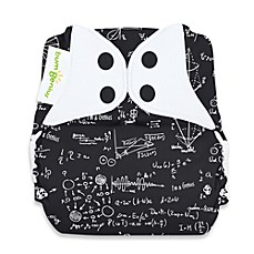 image of bumGenius™ Freetime Cloth Diaper with Snap Closure in Albert