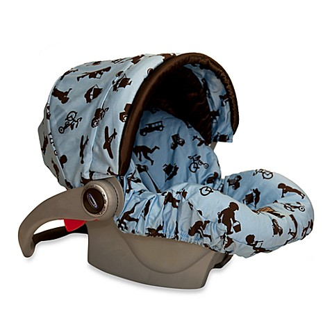 Buy Baby Bella Maya Infant Car Seat Cover In Little Boy