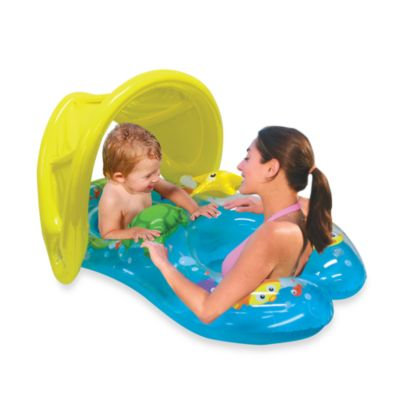 Mommy Me Sun Shade Baby Float Bed Bath Beyond