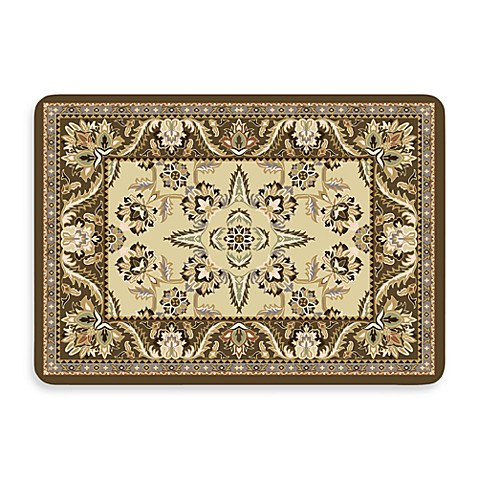 Bungalow Flooring New Wave 22-Inch x 31-Inch Siam Natural Door Mat