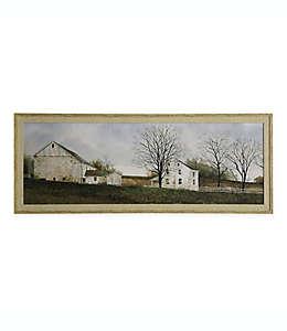 Cuadro decorativo de madera Bee & Willow™ de paisaje campestre