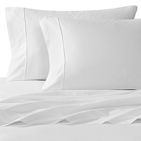 Wamsutta 174 400 Thread Count Sateen Sheet Set Bed Bath