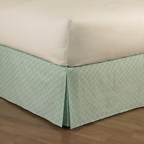 Anthology Bungalow Bed Skirt Queen