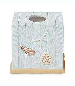 Cubierta para caja de pañuelos Seaside Harbor