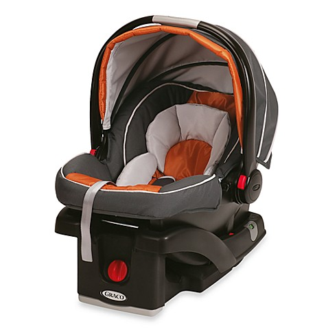 graco snugride click connect 35 infant car seat in tangerine buybuy baby. Black Bedroom Furniture Sets. Home Design Ideas