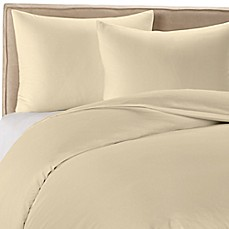 image of Wamsutta® 400-Thread-Count Solid Duvet Cover Set