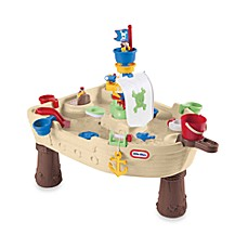 image of Little Tikes™ Anchors Away Pirate Ship Water Table