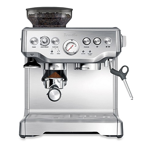 Breville Barista Bed Bath And Beyond