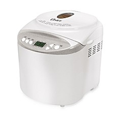 image of Oster® Expressbake Bread Maker with Gluten-Free Setting in White