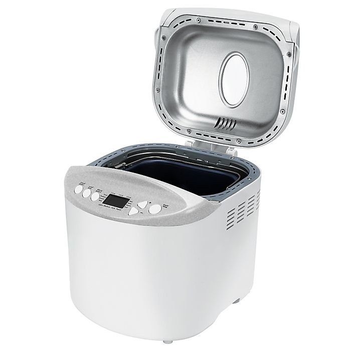 Oster Expressbake Bread Maker With Gluten Free Setting In White Bed Bath Beyond