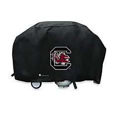 image of NCAA University of South Carolina Deluxe Grill Cover