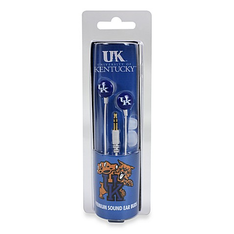 University of Kentucky Ignition Earbuds